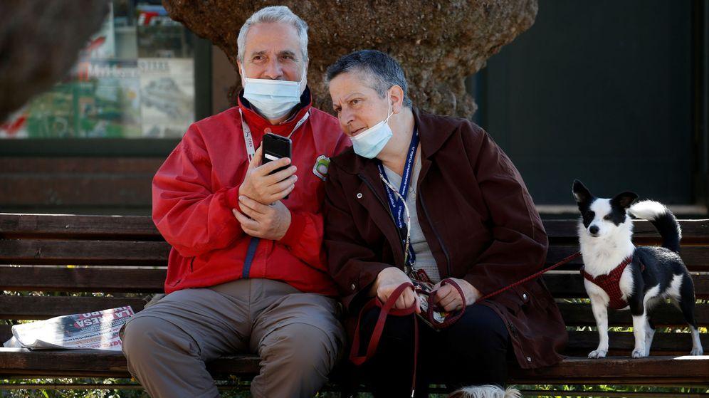Foto: Una pareja en Roma. (Reuters)