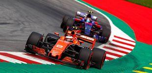 Post de El 'botón mágico' la clave de McLaren y Red Bull para cazar a Mercedes en 2018