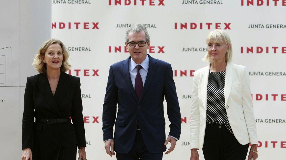 Foto: Junta general de accionistas de Inditex