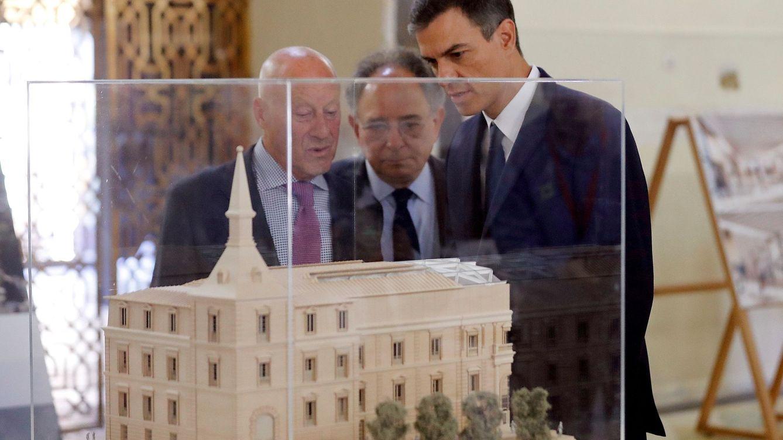Moncloa estudia en la ley de otros países cómo dejar la corrupción sin aforamiento