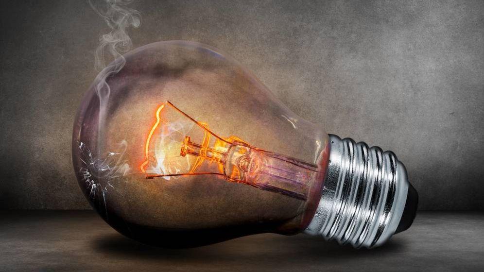 Foto: La factura de la luz