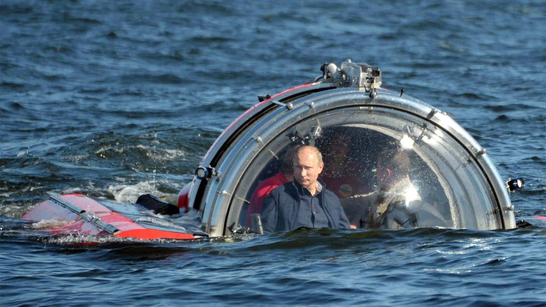 Rusia desplegará el arma que provoca 'tsunamis radioactivos' en 2022