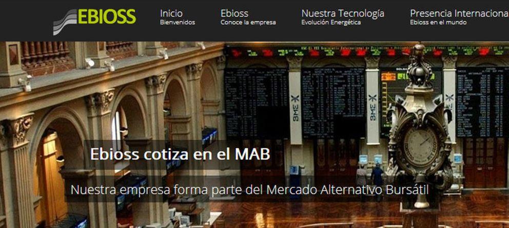 Foto: Ebioss vuelve a revisar su plan de negocio tras facturar solo 137.000 euros hasta junio