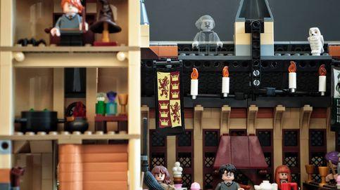 Los mejores Lego de Harry Potter en Amazon