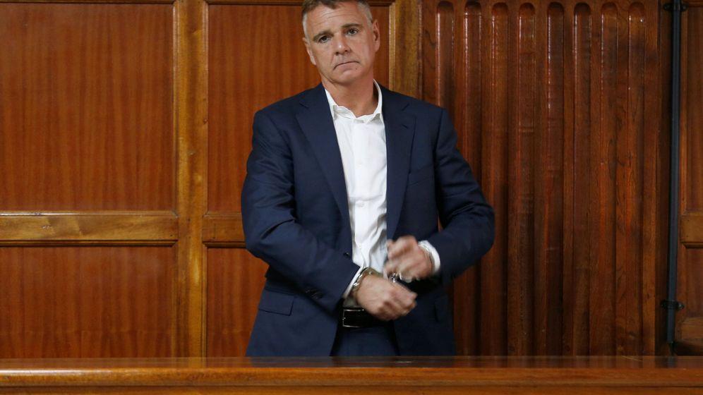 Foto: Richard Alden, en junio del pasado año. (Reuters)