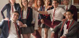 Post de Álvaro Rico (Polo) resume en una canción la primera temporada de 'Élite'