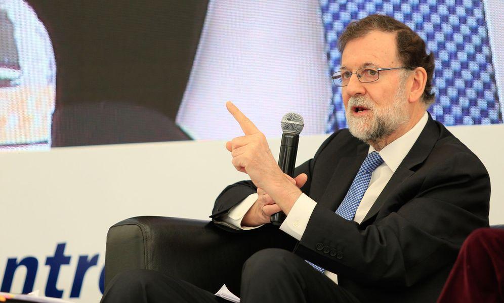 Foto: El expresidente del Gobierno español, Mariano Rajoy. (EFE)