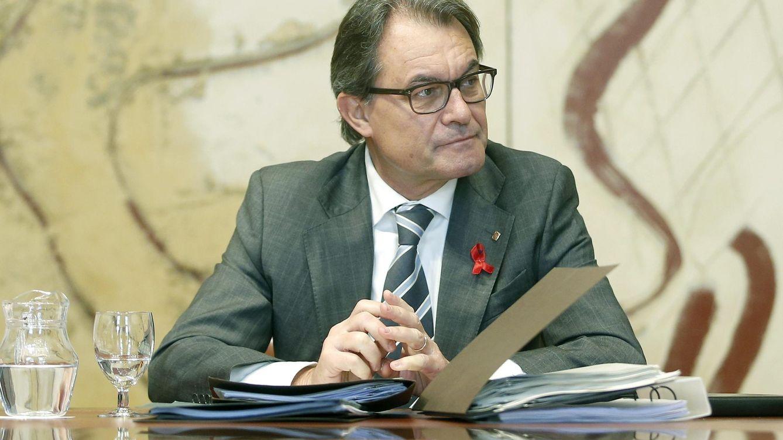 Foto: El presidente de la Generalitat en funciones, Artur Mas. (EFE) (EFE)