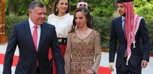 Post de Los hijos de Rania, invitados estrella en la boda de los 'cuñados de la Casa Blanca'