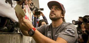 Post de Alonso se prepara para compartir los secretos de su carrera deportiva en 2018
