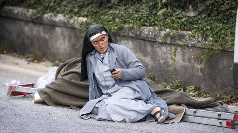 Sor Marjana, imagen del terremoto de Italia, describe su historia de miedo