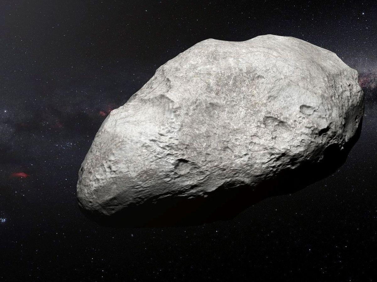 Foto: Descubren el mayor yacimiento de oro del mundo... y está en mitad del espacio. (EFE)