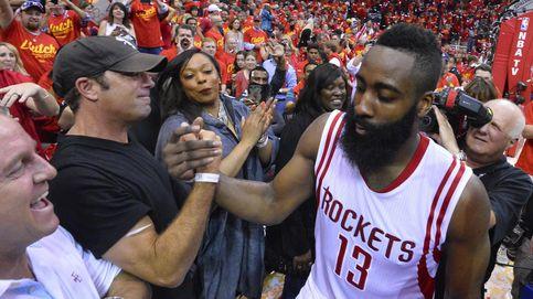 Harden y Howard, con la ayuda de Prigioni, meten a Rockets en las finales