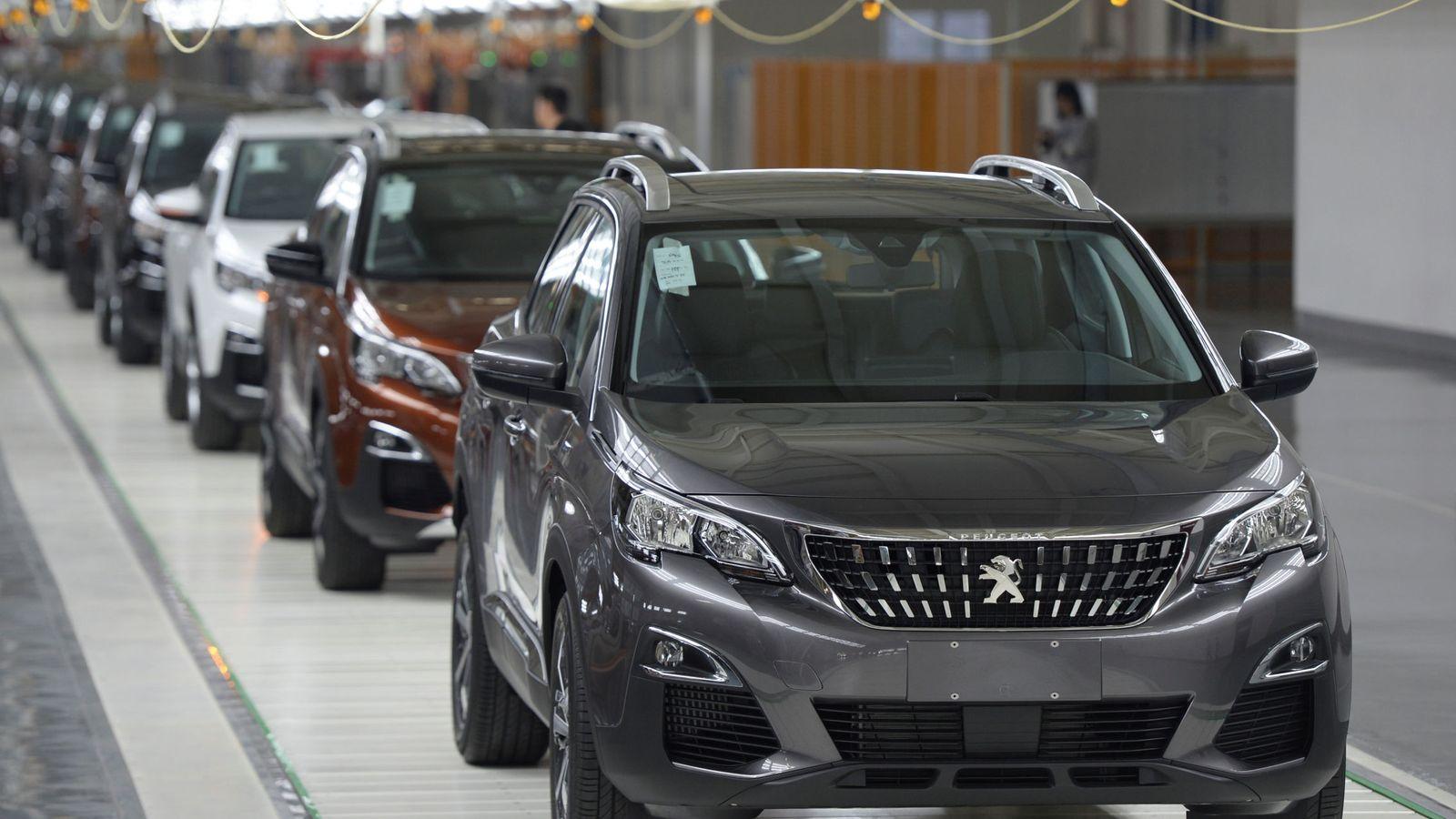 Foto: Fábrica de Peugeot Citroen. (Reuters)