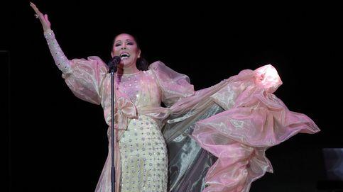 Lo que te perdiste del concierto de Isabel Pantoja: ausencias, percances y coronavirus