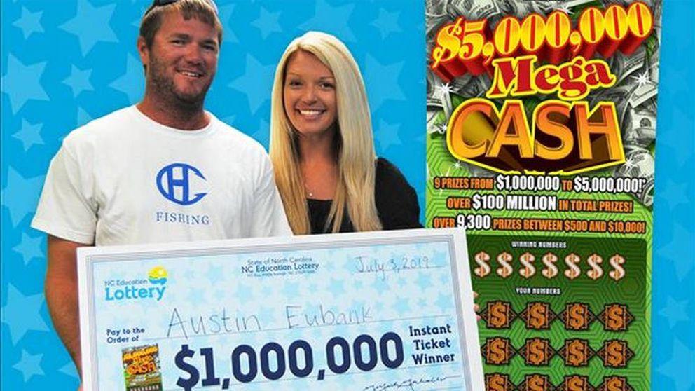 Un patrón de barco paró a tomar café y ganó un millón a la lotería sin querer
