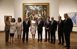 El Prado multiplica por cinco sus pérdidas en 2013