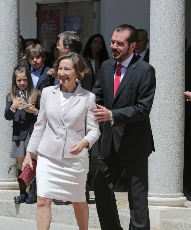 Foto: Jesús Ortiz y Paloma Rocasolano en una imagen de archivo. (Gtres)