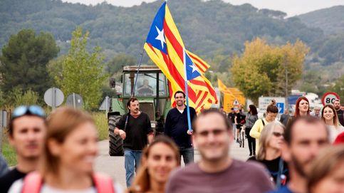 Los funcionarios catalanes tendrán que recuperar las horas del paro de país