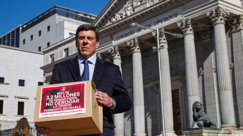 Juan Carlos Quer pide a los partidos que no confronten sobre la prisión permanente