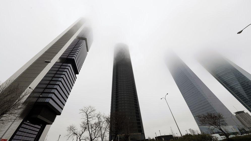 Foto: Imagen de las Cuatro Torres.