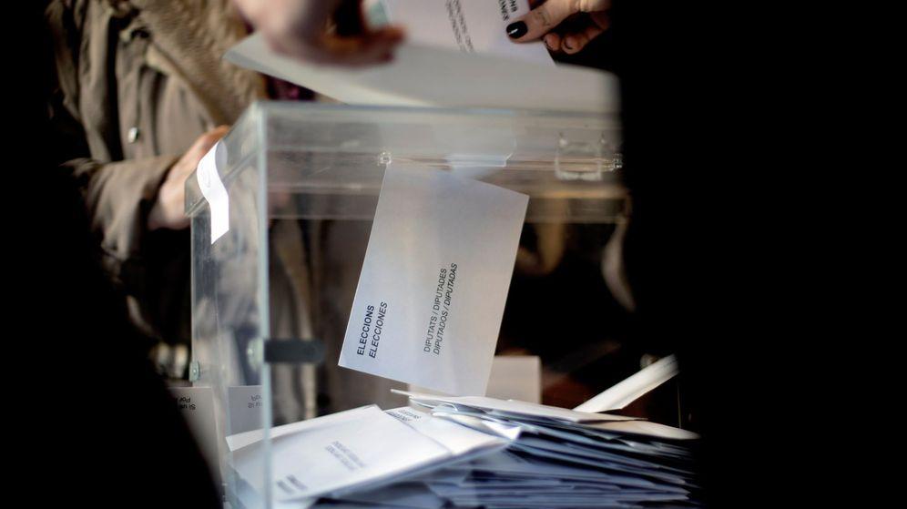 Foto: Una urna, en una imagen de archivo. (EFE)