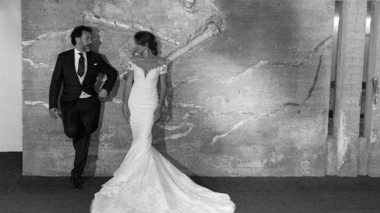 Boda de actores en Granada: así se casaron Cristina Alarcón y José Luis García-Pérez