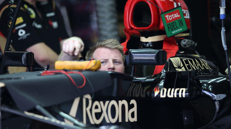 Kimi Raikkonen siempre ha sido especial en sus comunicaciones por radio, especialmente en los tiempos de Lotus