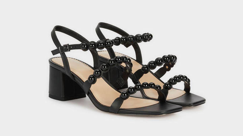 Las sandalias de Parfois. (Cortesía)