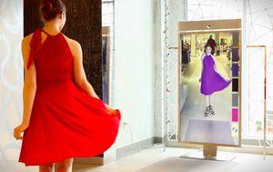 Probadores y espejos inteligentes