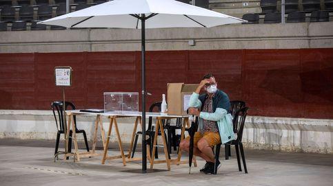 Elecciones 12J, en directo | La participación en Euskadi en caída libre y 'estable' en Galicia