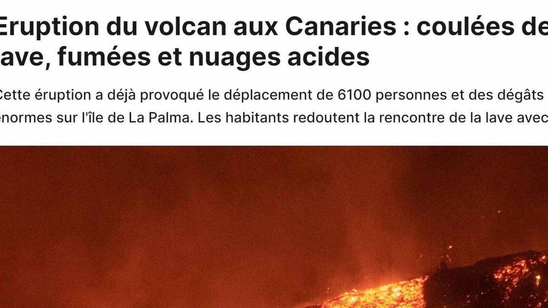 Titular de 'Actu.fr'. (Captura)
