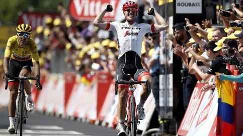 Las mejores imágenes del infierno del pavés en el Tour de Francia