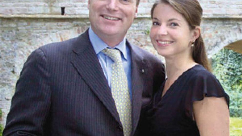 El hijo de Borbón-Parma se casará el 20-N