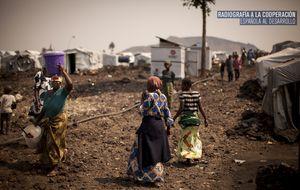 RD Congo, un país en emergencia sin ayuda española