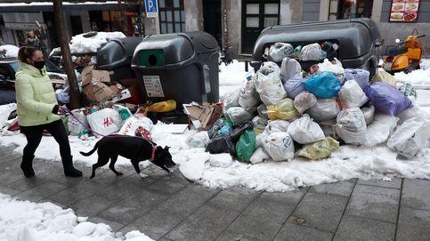 Madrid intensifica la limpieza de basura y el acceso de colegios para acallar críticas