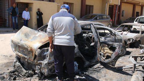 Los contendientes se refuerzan en Trípoli en previsión de una gran batalla