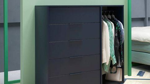 Ikea tiene el mueble perfecto para un dormitorio pequeño que lo quiere todo
