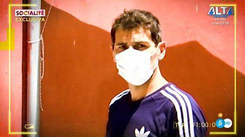 Iker Casillas se venga de 'Socialité' con la ayuda de Gerard Piqué: Estoy disfrutando