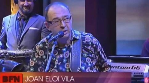 Muere Joan Eloi Vila, el escudero con guitarra de Buenafuente