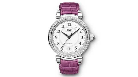 Cartier, IWC, Piaget... La belleza de los relojes femeninos del Salón de Ginebra