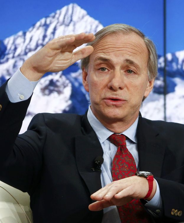 Foto: Ray Dalio, fundador de Bridgewater Associates. (Reuters)