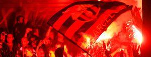 Sesenta y cinco detenidos tras la celebración de la Liga