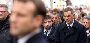 Post de Macron Córcega nacionalistas