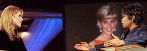 Foto: Sarah Ferguson 'testifica' ante Oprah Winfrey