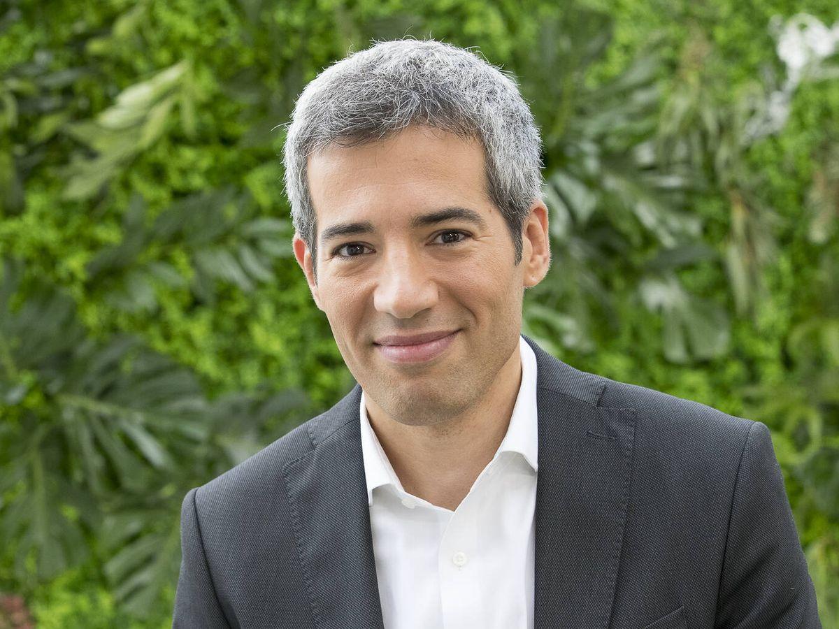 Foto: Oriol Nolis Curull, nuevo director del centro de producción de RTVE en Cataluña