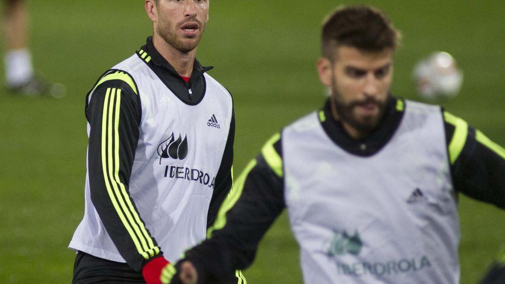 Sergio Ramos: Las últimas acciones de Piqué no ayudan nada