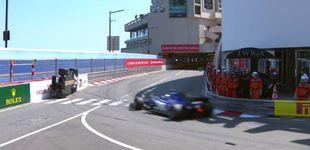 Post de Vettel gana y da un sartenazo a Hamilton y Sainz, sexto, saca petróleo en Mónaco