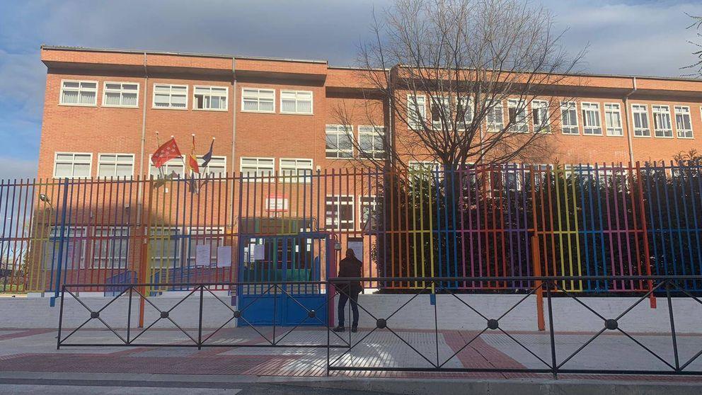 Caso positivo en una maestra: los colegios de Madrid, en alerta ante el coronavirus