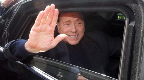 Berlusconi 'vuelve' a la política tras su absolución en el caso Ruby